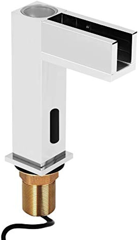 Asixx Sensor Control Wasserhahn, 3 Farben ndern LED-Licht Superior Kupfer Material Temperaturregelung Wasserhahn, Wasserhahn Wasserhahn Waschbecken G1   2 Ideal für Bad oder Küche Wasserhahn