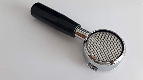 La Pavoni - Bottomless portafilter - 2cup, spout 52 mm - Pre Millennium, Lever