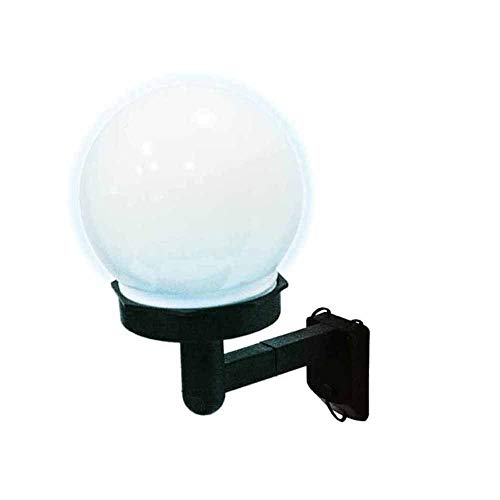 Schone Products (UK) - Lampada solare 2 in 1, a doppio scopo, montaggio a parete/terra per illuminazione (1)