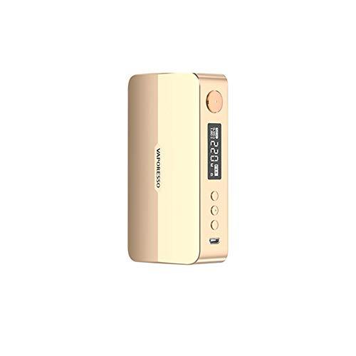 Vapor Gen X Mod 220W TC Box Mod 18650 doble batería para el kit Gen X (sólo Mod)