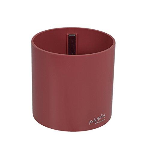 Sgaravatti KalaMitica Cylindre, Pot Magnétique, Ø 10,5 cm, Corail