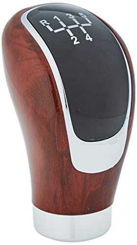 BC Corona - Pomo de cambio de madera largo OEM con gatillo - 31 mm