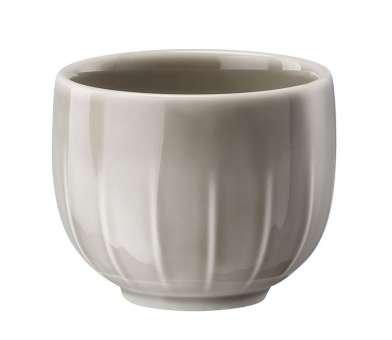 Arzberg joyn Grey Expresso Coque Ø 6 cm/Hauteur 5 cm/0,09 l, Porcelaine, Gris, 19 x 14 x 7 cm