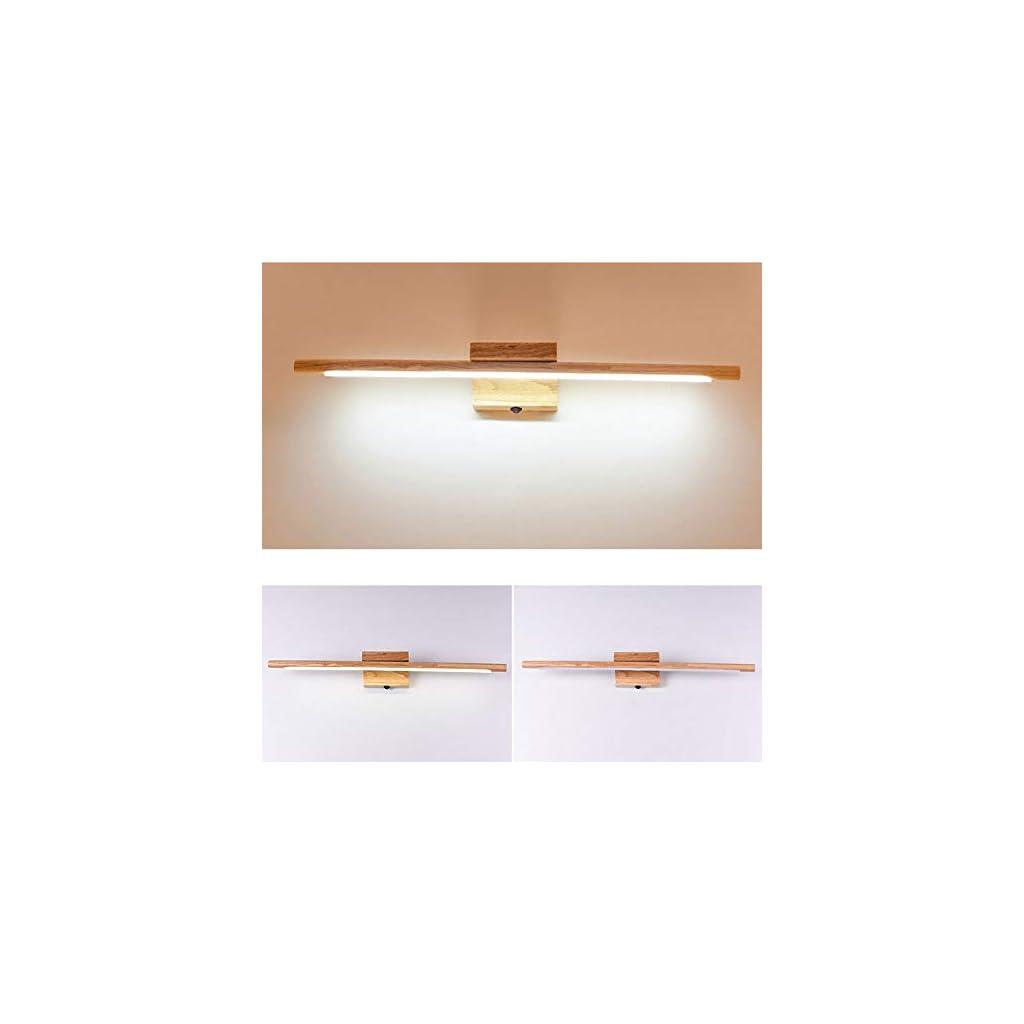 Alppq LED Tocador Cuarto de baño Aplique de pared Lámpara ...