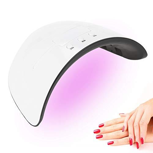 Sunydeal - Asciuga unghie a LED, 36 W