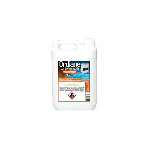 ONYX COMBUSTIBLE POELE PETROLE 5L ORDIANE
