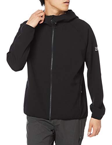 [カリマー] アウター camp zip hoodie メンズ Black S