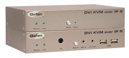 Price comparison product image Gefen EXT-DVIKVM-LAN console extender