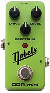 Nobels ODR-Mini Green Overdrive Guitar Effect Pedal