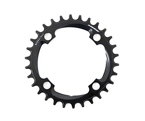 Massi Narrow-Wide Comp.SRAM(94) Plato 34T, Black