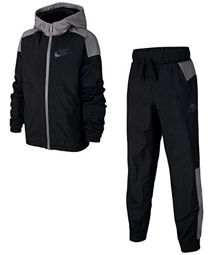 Nike jongens Nsw Winterized Survetements T-shirt, zwart (Black/Gunsmoke/White), (fabrikantmaat: Medium)