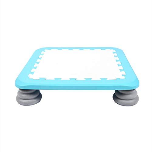 Trampoline voor kinderen, Mini-trampoline voor binnen, Sensorische training Sportuitrusting, Leuke manier voor kinderen Junior Afvallen en fitness krijgen