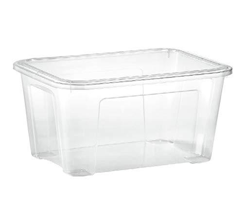 Tontarelli Aufbewahrungsbox 13 L, transparent