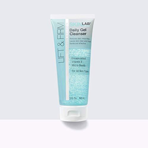 SKIN LAB BY BSL par bsl lift & daily gel ferme cleanser- retirer impuretés avec trapped extra burst de vitamine e 5av. oz. (150 ml)