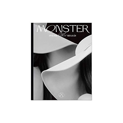 Red Velvet Irene & Seulgi Monster 1st Mini Album Base Note (Incl. Random Acrylic Photocards Set) (Rolled Poster)