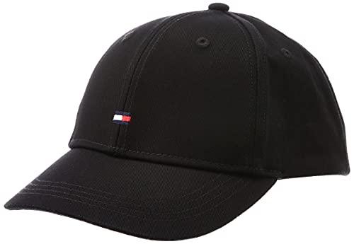 Tommy Hilfiger BB Cap Tapa, Black, Medium Unisex Niños