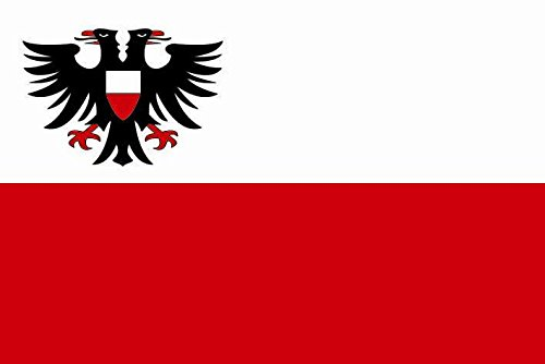 U24 Flagge Fahne Lübeck 90 x 150 cm