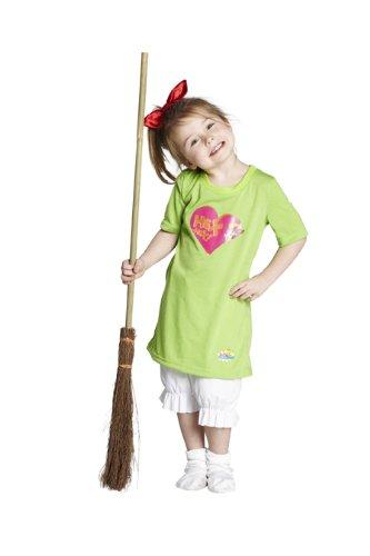 Rubie's Kinder Kostüm Hexe Bibi Blocksberg Karneval Fasching Halloween Gr128