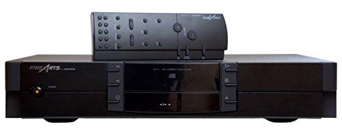 Grundig Fine Arts CD 11 CD Spieler in schwarz