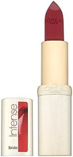 ロレアルパリのカラーリッシュ口紅、376のカシスの情熱 x4 - L'Oreal Paris Color Riche Lipstick, 376 Cassis Passion (Pack of 4) [並行輸入品]