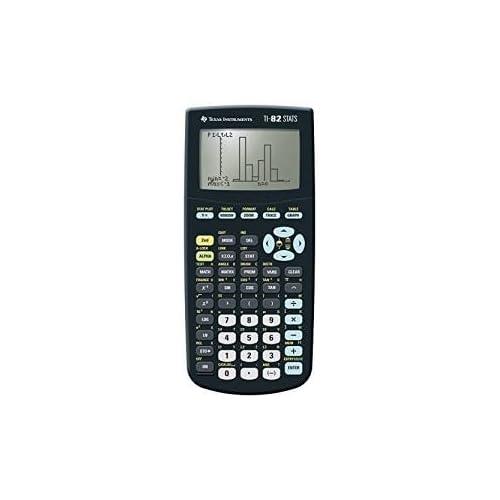 Texas Instruments TI 82calculatrice
