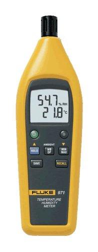 Fluke 971 Temperature Humidity Meter