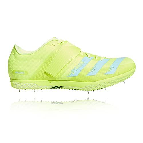 adidas Adizero HJ, Zapatillas de Running Unisex Adulto, Amasol/AGUCLA/NEGBÁS, 44 EU