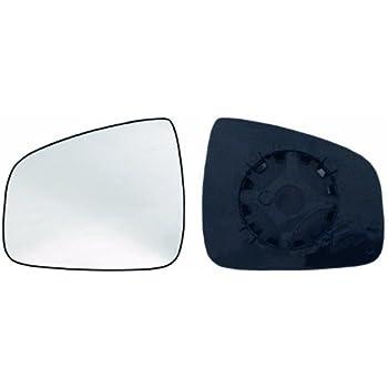 VAN WEZEL 1743838 Vetro specchio Specchio esterno