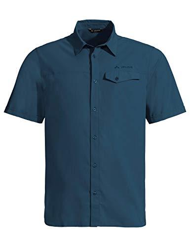 Vaude Herren Hemd Men's Rosemoor Shirt, baltic sea, XXL, 41322
