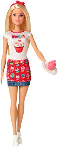 Barbie FHP65 Cupcake,Per Sognare in Grande, Multicolore