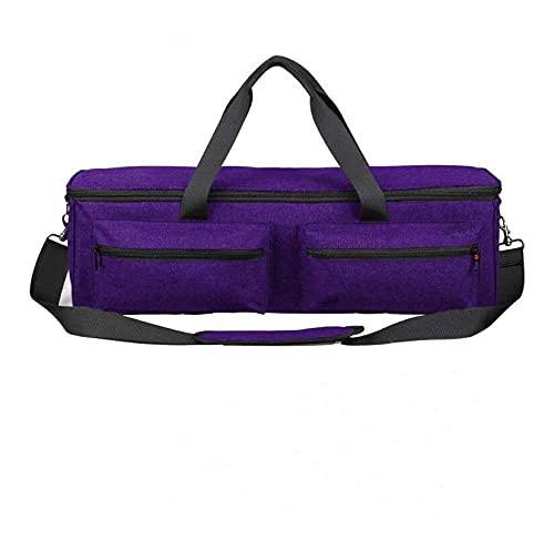Lankfun Kleine sporttasche,Bolsa de Fitness Bolsa de Almacenamiento de Viaje-Violeta,trainingstasche