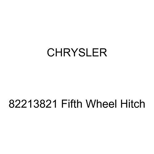 Chrysler Genuine 82213821 Fifth Wheel Hitch
