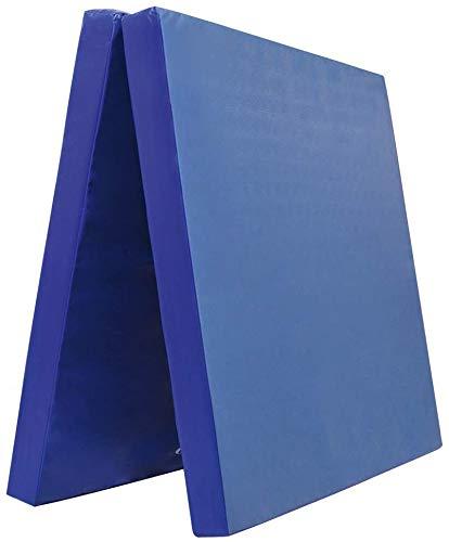 Grevinga - Tappetino pieghevole da ginnastica, peso: 22 kg/m³, disponibile in diverse misure e colori