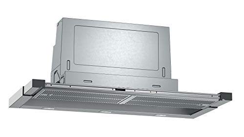 Neff Campana extractora empotrable D49ML54X1 N70, 90 cm, clase de eficiencia energética B, acero inoxidable