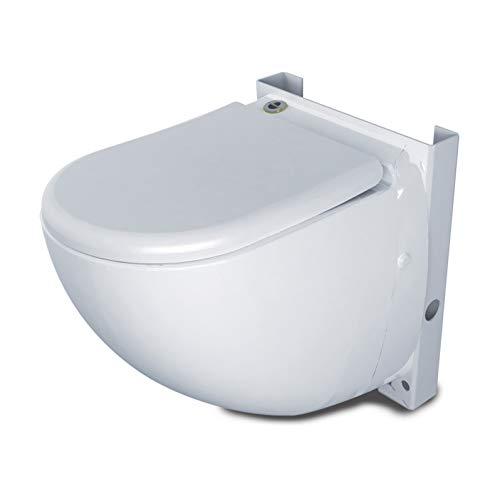 SFA SANITRIT SANICOMPACT COMFORT–Wc Sospeso con trituratore integrato dual Flush