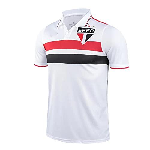 YouLpoet Herren Training T-Shirt Sport Schnelltrocknende Kurzarm-Lauf-T-Shirt Sportswear Tennis Golf Bowling Fußball Tops,P,S