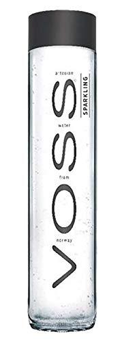 VOSS - Sparkling - Artesian Water - 800 mL (6 Glass Bottles)