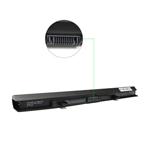 PA5185U-1BRS Laptop Battery for Toshiba Satellite C55 C55D C55T S55 S55T L55 C50-B L55T L55D C55-B C55-B5200 C55-B5299 C55-B5300 C55-B5302 E45-B4100,P/N: PA5184U-1BRS PA5195U-1BRS PA5186U-1BRS