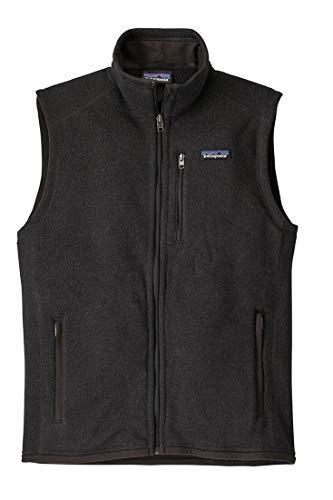 Patagonia M's Better Sweater Weste für Herren Einheitsgröße schwarz