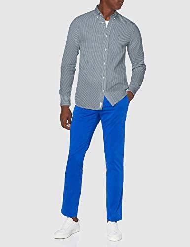Tommy Hilfiger Peached Soft Stripe Shirt Camicia Uomo