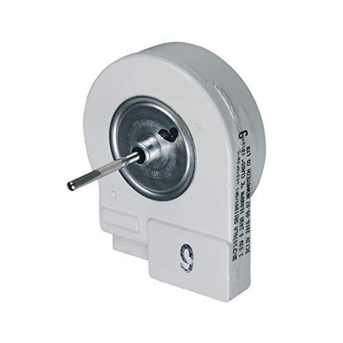 Motore ventola, motore di ricambio per ventilatore Samsung DA31-00020E, DRCP3030LA 2,82 Watt 12 Volt per frigorifero