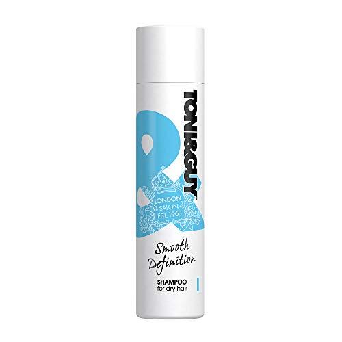 Toni & Guy Cleanse Dry Hair Shampoo, 250 ml Shampoo voor droog haar. 250 ml