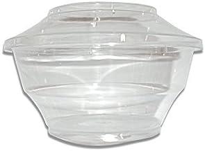 Scatole Chutney Salsa Usa Getta Con Coperchio Attrezzo Caldo Da Plastica Trasparente 1 Oz 50 Pezzi 1oz