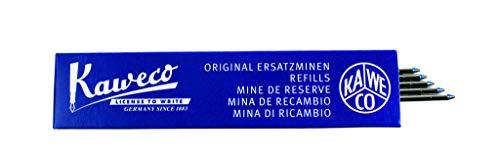 Kaweco D1 Kugelschreiber-Minen 1,0 blau 5 Stück I 5 pcs 1.0 Refill blue for Kaweco ball pen I Stift-Ersatzminen I Mine für Mehrfarb-Schreiber I verschiedene Strichstärken und Farben