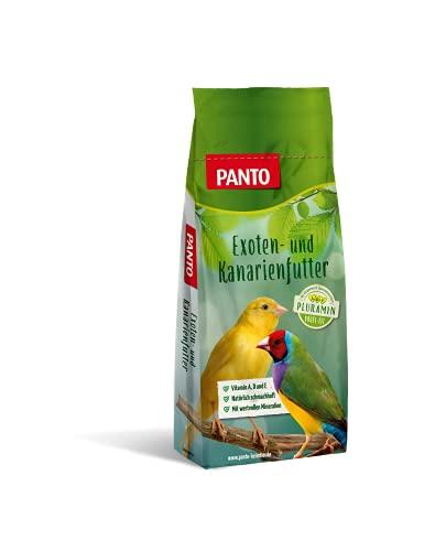 Panto Ziervogelfutter, Kanarienfutter Spezial ohne Rübsen 25 kg, 1er Pack (1 x 25 kg)