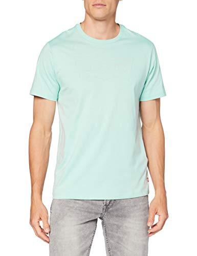 Levi's Housemark Graphic tee Camiseta, Ssnl Hm Outline Harbor Gray, L para Hombre