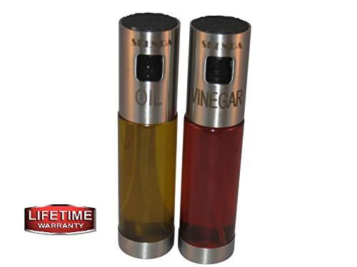 Pulverizadores dispensadores aceite vinagre - Reemplaza