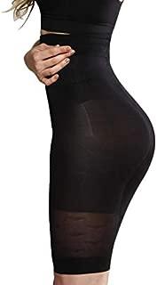 Slim Figure Coach Waist Body Sculpting Shapewear Slimming Underwear Body Shaper Tummy Control Panties Seamless Underwear Body Sculpting ryq (Color : Black, Size : 3XL)