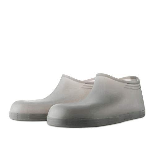 Überschuhe Schuhe Abdeckung Silikon Überschuh wasserdichte und rutschfeste Wiederverwendbar Regenüberschuhe mit Verstärkter Antirutsch-Sohle für Regen, Schnee und Matsch Celucke