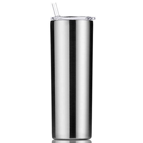 La Mejor Recopilación de Vaso de acero inoxidable los más recomendados. 9